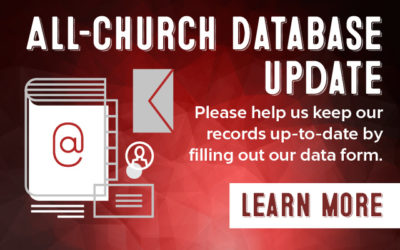 All-Church Database Update